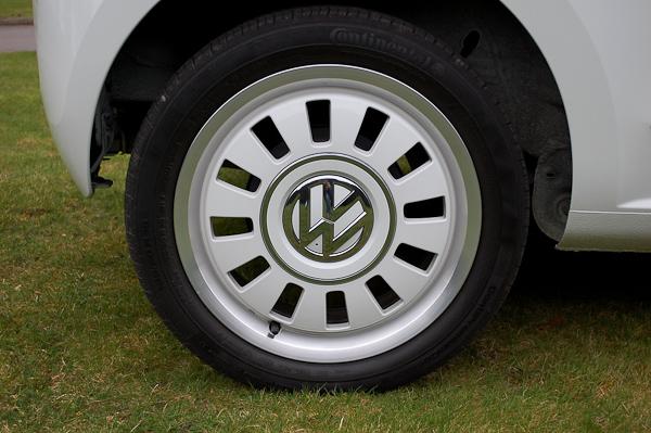 Up white wheel