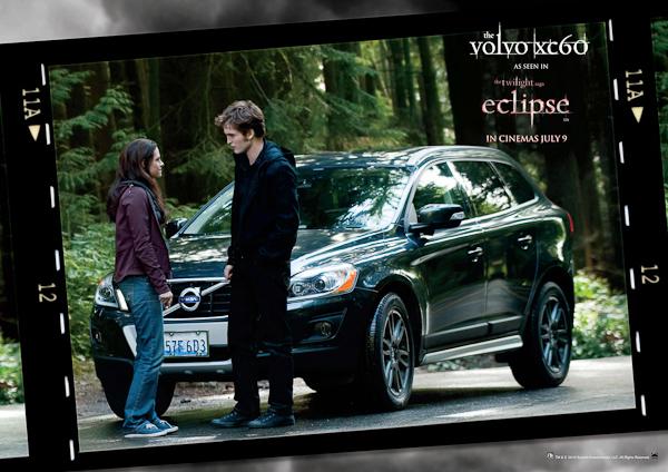 Twilight Volvo xc60