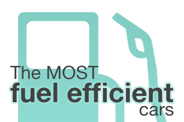 Most efficient cars on sale