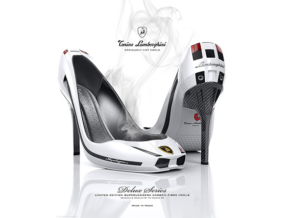 Tonino Lamborghini Men's Black Suede Driver Shoes - Forzieri - Men's Shoes - Shoes