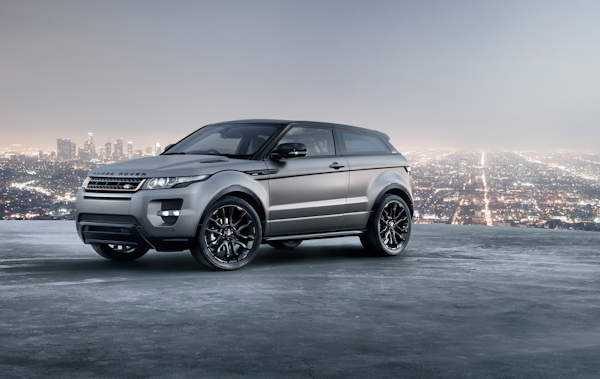 Range Rover Evoque Special Edition Carwow