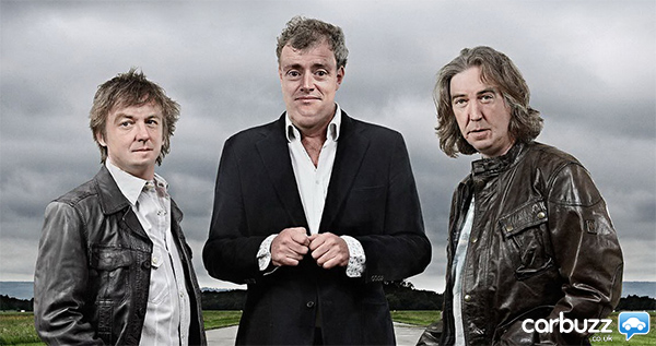 Top Gear Face Swap