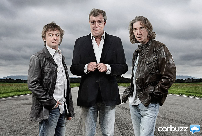 Top Gear Face Swap | carwow