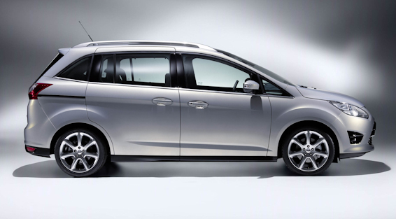 New ford grand c max