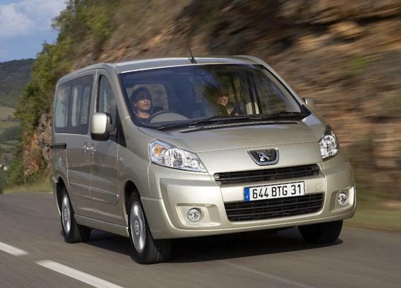 Peugeot Expert Tepee 8 Seater