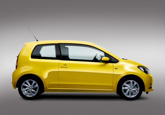 Seat-mii-yellow-side