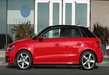 Audi-a1-sportback-red-side-on