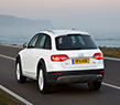 Audi-a4-allroad-2013-white-back