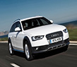 Audi-a4-allroad-2013-white-front-on
