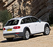 Audi-a4-allroad-2013-white-rear