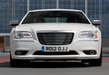 Chrysler-300c-white-front-on