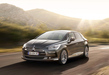 Citroen ds5 grey front 2