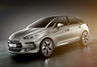 Citroen ds5 grey front