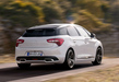 Citroen ds5 white back