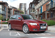 Volvo v50 night